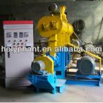 2013 Best seller wide output range animal feed puffing machine-