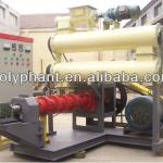 2013 Best seller wide output range wet floating fish feed extrusion machine-