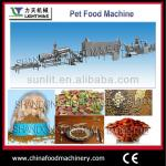 extrusion dry dog food machine-
