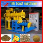 GDP floating and sinking fish feed processing line/pet fish feed machine-