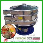 Spices Powder Rotary Vibrating Sieve-