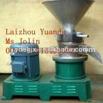 JM Series Colloid Mill for peanut butter production-