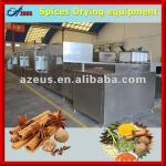 Food Processing Machinery microwave spice dryer