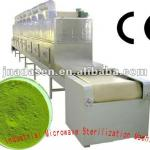 Powder drying and sterilizing tunnel microwave equipment-