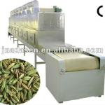 Condiment and Spice Microwave Drying and Sterilization Machine-