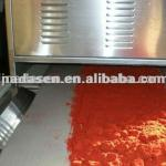 Spice of industrial microwave drying sterilization machine