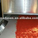 Tunnel microwave conveyor spices sterilizing machine-