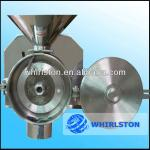 304 stainless steel multi-functional dry spice grinder used for cereals 40kg/h-