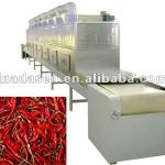 Chilli powder dryer---microwave dryer
