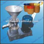 low price and industrial advanced peanut sauce milling machine-