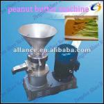 industrial advanced high efficiency peanut sauce grinder-