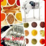 stainless steel high efficient commercial spice grinder machine for spice-