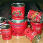 Tomato Paste Production Line-