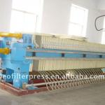 Automatic Hydraulic Membrane Filter Press for Special Sugar Industry-