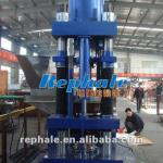 salt block hydraulic briquette press machine high efficiency lower noise newly designed structure-