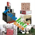hot selling licking salt block machine-