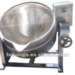 FLD-Oil filled sugar cooker( heating by electricity)-