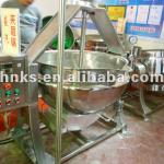Sale steam heating jacketed pot Cooking Pot with Mixer machine by electrical and gas heating Mobile 0086 15238020768-