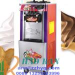 Factory best selling stainless steel 3 flavor soft ice cream making machine-