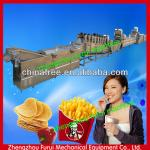 Excellent Quality potato chips machine/potato chips making machine/french fries machine-