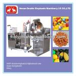 wide output range stainless steel high quality factory price peanut sugar coating machine-