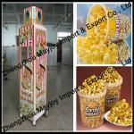 Small size and coin-operated popcorn vending machine/popcorn maker,Zhengzhou Mayjoy Import & Export Co., Ltd.-