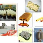 Core Filling Snack Making Machine/Core Filled Extruder Machine-