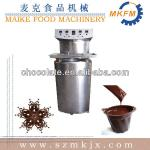 MZF-60 automatic tempering chocolate machine-