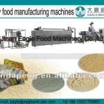 Jinan Eagle extruded baby food manufacturing production machines-