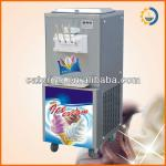 Stainless Steel Commercial Soft Ice Cream Machine (BQL-838-2)-