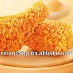 crispy chicken legs frying machine-