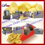 semi-automatic potato chips plant,small capacity potato chips machine-