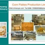 CE Automatic Breakfast Cereals Machine/Corn Flakes Machine in Chenyang Machinery-
