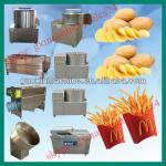 Potato processing line potato chip machine-