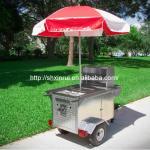 Mobile Food Cart Hot Dog Cart XR-HD110 A-