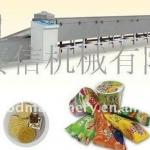 Automatic Noodle Machine/fried instant noodles production line/noodles making machine-