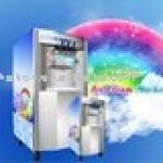 Rainbow soft ice cream machine with CE-