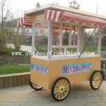 ice cream Vending cart/ Vans/ hotdog vending carts-