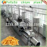 Frozen french fries production line-