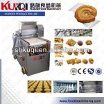KQ wire cut depositor cookie machine( PLC)-