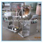 2013 Fully stainless steel wide output range factory price automatical peanut sugar coating machine-