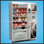 Hot sale automatic snack and drink vending machine-