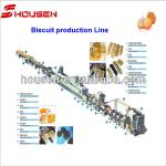 soft biscuit production line-