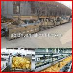 2013Competitive price industrial automatic potato chips production line with excellent performance-