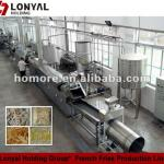 2013 Lonyal High quality Fresh Frozen French Fries production line full automatic and semi automatic line-