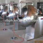 2012 best seller fully stainless steel wide output pine nuts chocolate coating machine-