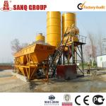 CE certificated 35m3/h Concrete Batching Plant, Batching plant, Concrete mixing plant with European quality at Asian price-