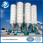 HZS75 Ready Mixed Cement Batching Plant-
