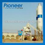 HZS35 concrete batching plant in china-