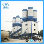 HZS90 Concrete Batching Plant-